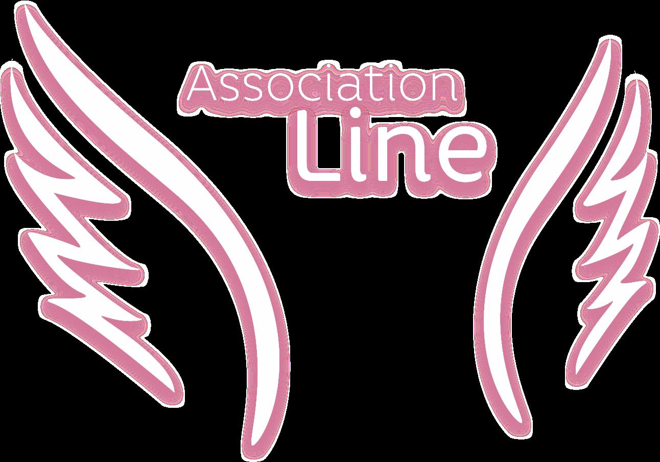 Logo Association Line